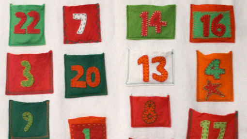 An Entrepreneurial Advent Calendar- With GIFs!